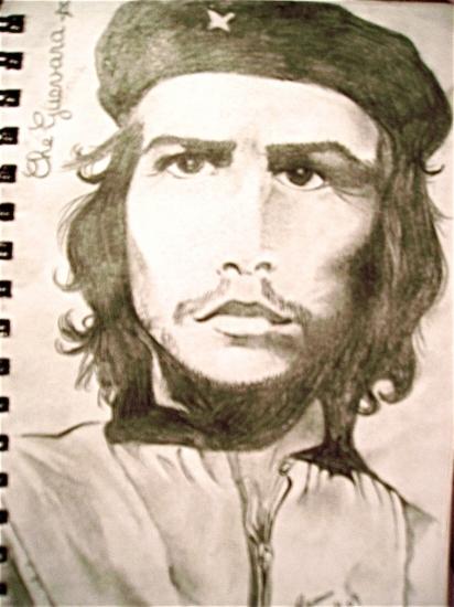 Che Guevara par Alicetherockstar
